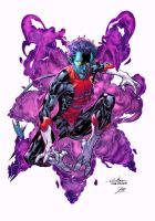 Nightcrawler Inks   June2nd2014 By Spiderguile-d7t by knytcrawlr