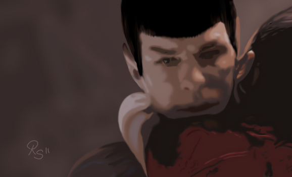 Spock by remelis