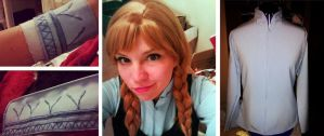 Anna Progress by TheLadySasha