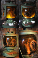 The last Octopus Lantern by Nymla