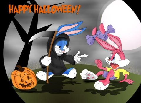 Happy Halloween by buster126