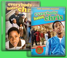 everybody hates chris dvd icon by jmcaulayj