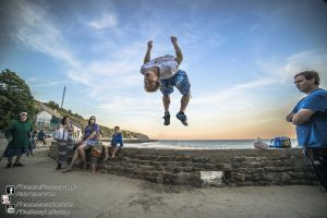 Folkenstone Beach 2013.08.26 by Tomas Mascinskas by TMProjection