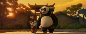 Top 10 CGI movie countdown: Place 9- Kung Fu Panda by CrispinVCampion