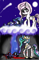 We Will Never Be Equal by TheOneAndOwly