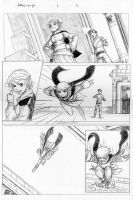 Page sample 1 by RedShoulder