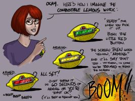 Combustible Lemon Concept by DeepChrome