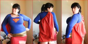 Super Girl by underbust