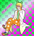 Tea Time with Dr Irabu by Mekimek