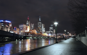 Melbourne II by Mis-kin