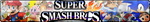 Super Smash Bros. 4 Fan Button by ButtonsMaker