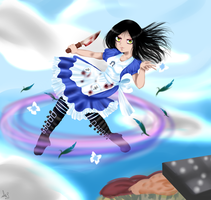 :: Floating in the paradise :: by Anini-Chu