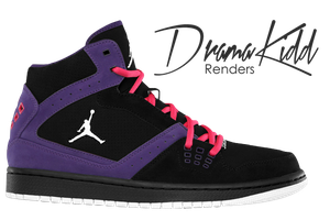 Air Jordan Render by DramaSama