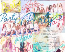 Snsd Party Teaser HQ Photopack (+) PNG Photo by dancingsbunny