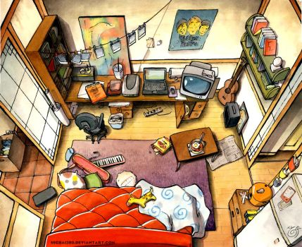 my room by pure1water