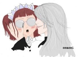 Undertaker: Tasting Maylene by virtualpapercut