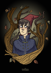cliche wirt pose once again by ArthurArtFarts