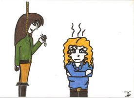 Lestat and Louis by Gay-Girl100