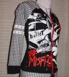 misfits hoodie by smarmy-clothes