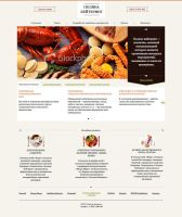 Glade Catering - Index by deepdesign