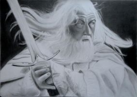 Gandalf by thilopess