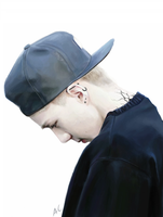 Sehun painting by Agent-Cas