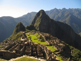 Machu Picchu 2 [Stock] by PukiPhotography