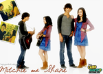 Camp Rock 2 Shane and Mitchie by feel-inspired