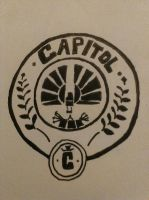 Capitol Insignia by JacklynFrost