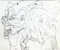 Sonamy 2014 Sonic Boom by MariaRose99