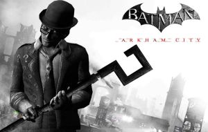 Batman Arkham City FanPoster - The Riddler by Postmortacum