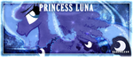 [Sig] Tagwall | Princess Luna by Paradigm-Zero