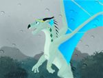 Weather the storm by Eldritch-Dragon