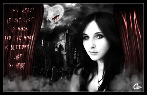 Via, The Gothic Chick by Cifro