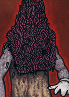 Pyramid Head - Wormhead Version by Yamallow