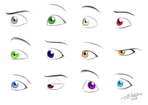 Incarnation Eyes