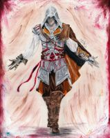 "Assassin's Creed ""Painting"" by MeryHeartless"