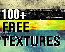 OVER 100 FREE TEXTURES by zerofiction