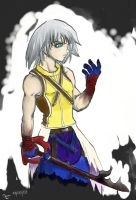 - transforming riku by shampoo