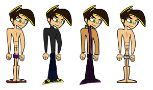Coby - Outfits by EternalInsanity787