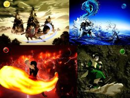 Avatar the Last Airbender wallpaper by flaredrafire