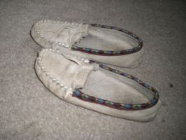 Moccassins I by cerulean-stock