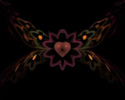 Heart Of A Butterfly by beeper52