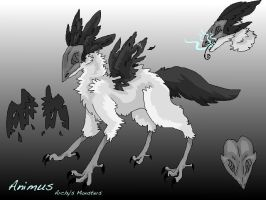 Animus [OPEN SPECIES] by ArchSerpent