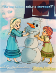 Do you want to build a snowman? by darkrinoahatiri