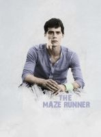 The Maze Runner by By-Queen
