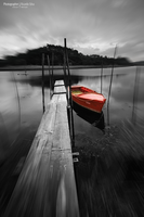 Red Boat by Rykardo