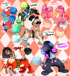 LATEpril Fools Event DandyLyon Auction #2 [CLOSED] by AdorkableMarina