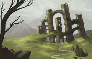 ruins by Spifmo