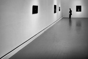 In the Museum4 by cahilus